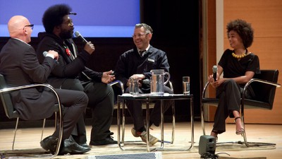Questlove and Tom Sachs: 'Creativity Is the Enemy'