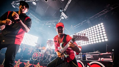 Tom Morello and Prophets of Rage Want to Make America Rage Again