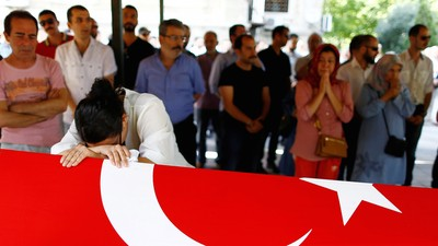 Turkey Says It Has Identified the Istanbul Airport Bombers