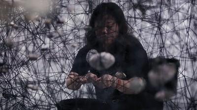 [Vídeo] La Planta de Lleida inspira la última instalación de Chiharu Shiota