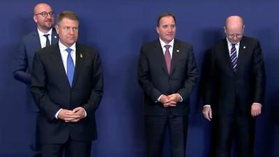 Clipul cu Klaus Iohannis la Summitul de la Bruxelles mi-a arătat ce înseamnă singurătatea