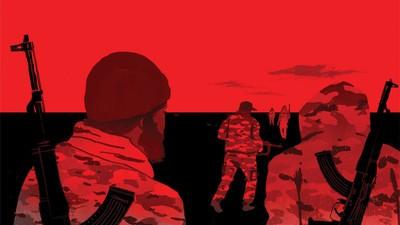 Die ausländischen Söldner, die sich ukrainischen Milizen anschließen