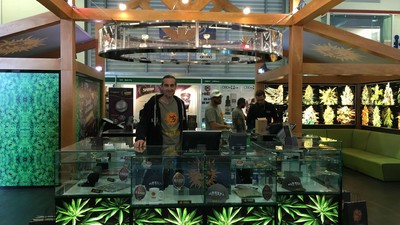 Product Earth: The Expo Where the UK's Future Cannabis Entrepreneurs Hang Out