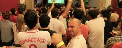 Euro Heartbreak: We Spent the Night Talking Brexit with Polish Football Fans