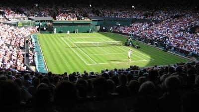 Een verslag van Wimbledon door de ogen van een voetbalfan