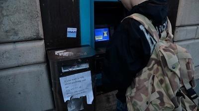Así robé el dinero de un cajero automático