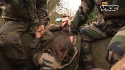 S'intégrer à la société avec les militaires français