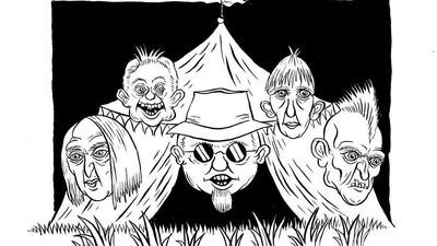 Los cinco peores tipos que te toparás en un festival este verano