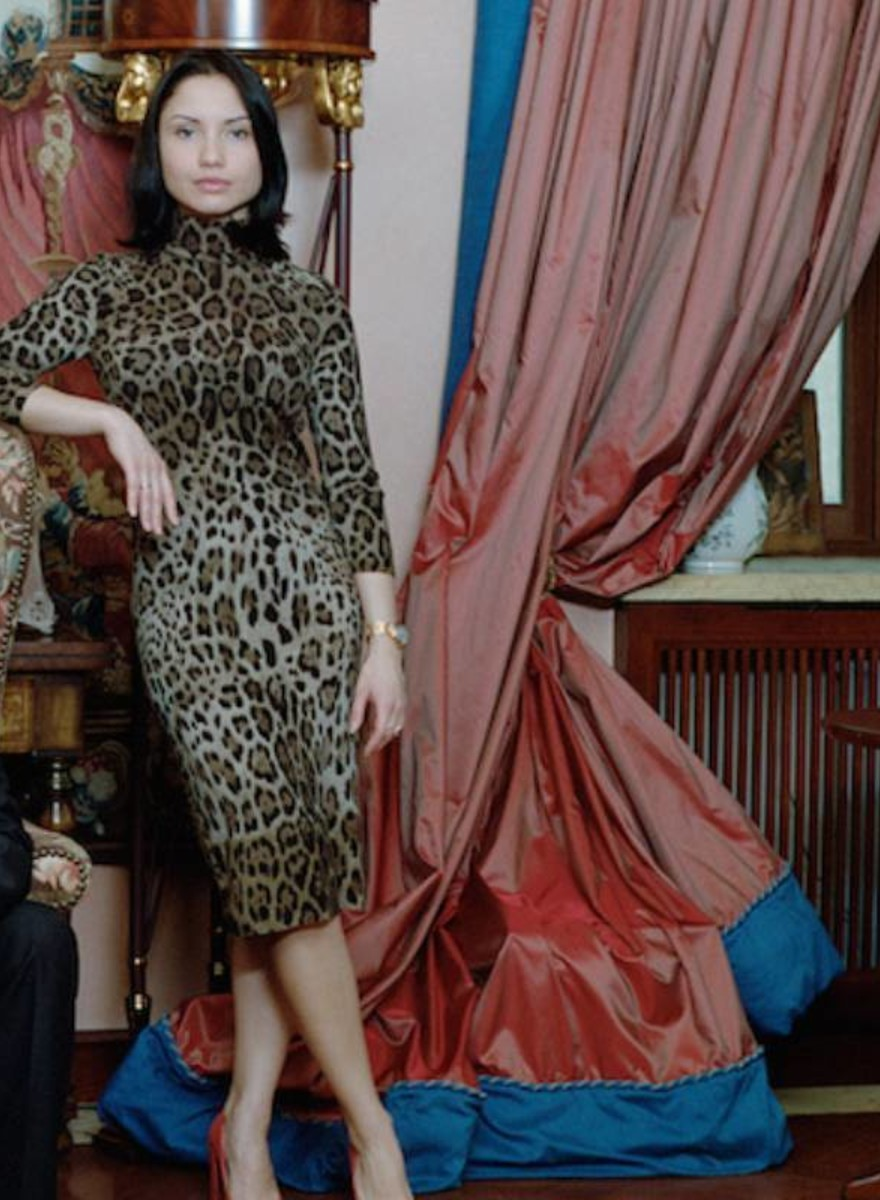 Ricchi da far schifo: foto dell'élite russa e dei suoi domestici