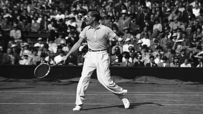 De vergeten held van Wimbledon