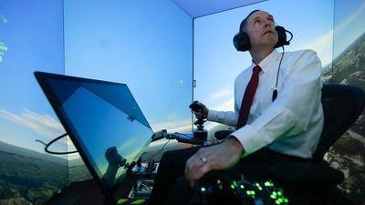 Eine Künstliche Intelligenz hat gerade einen erfahrenen Kampfpiloten abgeschossen
