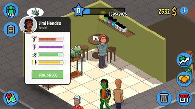 'Hemp Inc.' Is the Mobile Game That Wants to Speed Up Marijuana Legalisation