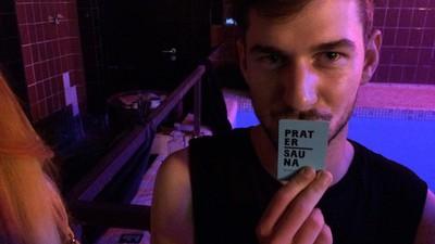 Ich war auf der SIP-Afterparty in der Pratersauna