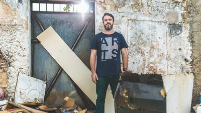 'Ivete', o novo disco do Wado, é um tiquinho de Moraes Moreira com um pouco de Carlinhos Brown