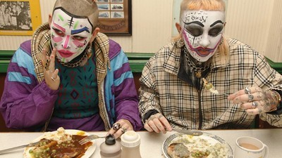 Meet London's Notorious Drag Clown Duo