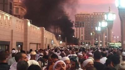 Suicide Bombers Strike Three Cities in Saudi Arabia