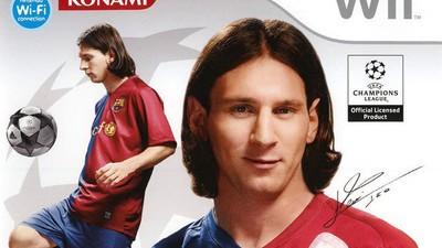 We'll Always Have Lionel Messi's Video Game Covers