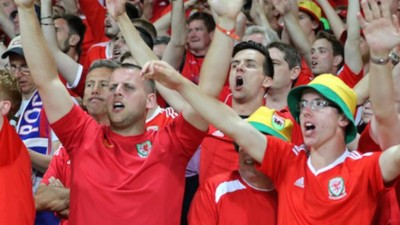 For Welsh Fans, The Biggest Challenge Is To Believe This Is Real