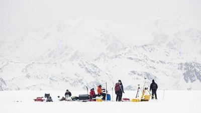 À la recherche des effets du changement climatique dans les Alpes, entre l'Italie et l'Autriche