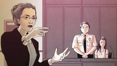 Confessions of a Broken-Down Domestic Violence Lawyer