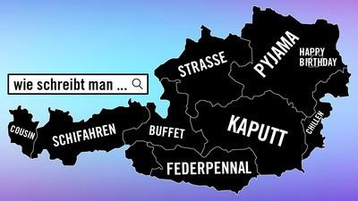 Das sind die häufigsten Rechtschreibfehler der Österreicher nach Bundesland