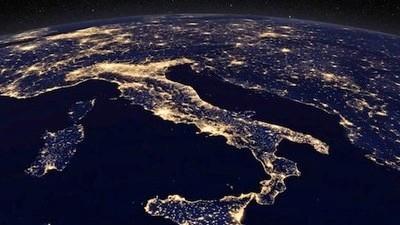 L'Italia potrebbe diventare la pioniera del turismo spaziale in Europa