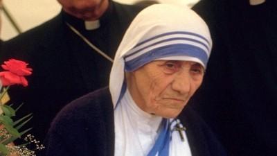 Moeder Teresa was nogal een bitch