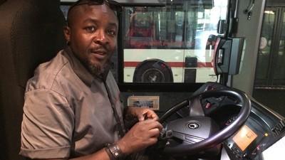 Une journée avec un conducteur de bus lyonnais