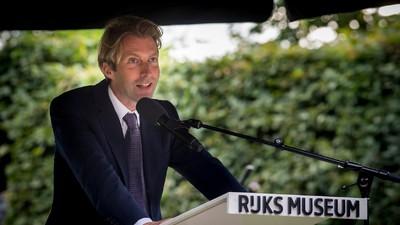 We spraken de nieuwe directeur van het Rijks over de toekomst van het museum