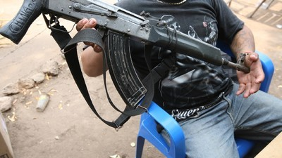 Entre cartels et groupes d'autodéfense : voyage au coeur du Michoacàn