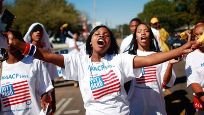 How the Democratic Party Takes Black Voters for Granted