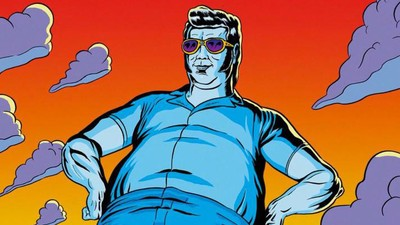 Nick Gazin's Comic Book Love-In #113