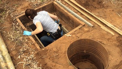 Police Unearth a Network of Underground Drug Running Tunnels in Australia