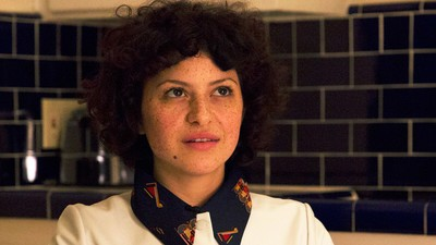 'Arrested Development' Actress Alia Shawkat Told Us About Her Awkward Hollywood Hookup