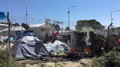 Greek Volunteers Are Bracing for Another Wave of Migrants
