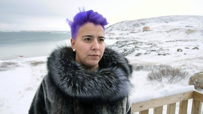 The Quiet Pride of Queer and Trans Inuit in Canada's Far North