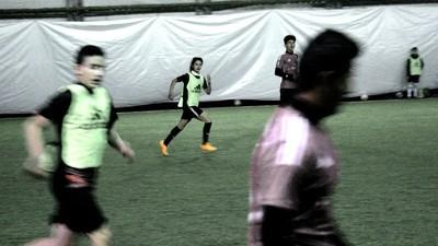 L'espoir du foot féminin français joue au Kurdistan irakien