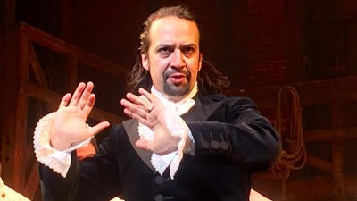 Lin-Manuel Miranda Is Done with 'Hamilton,' Now There's Some New Guy