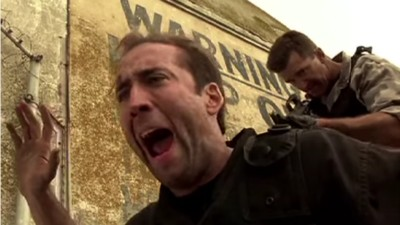 I Watched 'The Rock', the 1996 Nicolas Cage Film that Helped Start the Iraq War