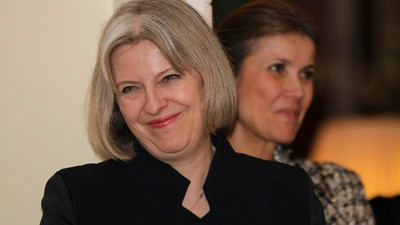 Meet Theresa May, Britain's Blandly Authoritarian New Prime Minister