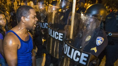 I'm a White Cop and I Support Black Lives Matter