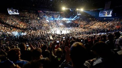 Zuffa confirma la venta de UFC