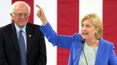 Bernie Sanders Is Finally Ready for Hillary