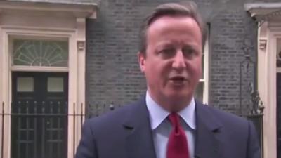 Cameron ist nicht allein: Das sind die spektakulärsten Politiker-Abgänge
