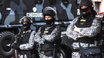 Como filmar policiais no Brasil