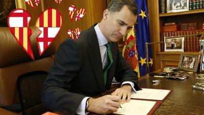 Felipe VI persona non grata en Barcelona: ¿sí o no?