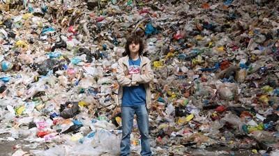 Kluk, který čistí oceány od plastu