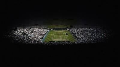 Op de zwarte markt van de kaartenhandel voor Wimbledon