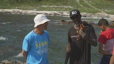 Michael K. Williams Goes Fishing with South African Poachers Tonight on VICELAND