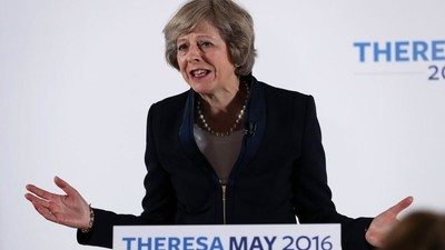 A Pessimist's Guide to Your New PM Theresa May